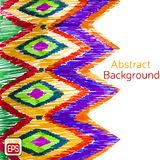 Abstract decorative marker on the background. EPS Stock Photo