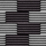 Abstract decorative paneling - seamless background - leather sur Royalty Free Stock Photos