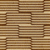 Abstract decorative paneling - seamless background - structural Stock Photography