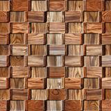 Abstract decorative panelling - seamless background Stock Photography