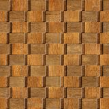 Abstract decorative panelling - wood texture Stock Photos