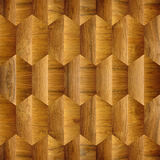 Abstract decorative panelling - seamless background - wood texture Royalty Free Stock Photos
