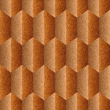 Abstract decorative panelling - seamless background - wood texture. Abstract decorative panelling - seamless background - Interior wall panel pattern - different Royalty Free Stock Photography