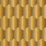 Abstract decorative panelling - seamless background - wood texture Stock Image