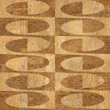 Abstract decorative pattern - different colors - wood texture Stock Photos