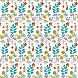 Abstract decorative pattern Stock Image