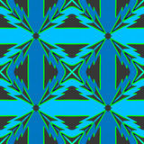 Abstract decorative patterns backgrounds. 3d illustration. Royalty Free Stock Photography