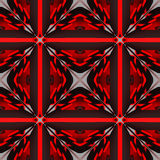 Abstract decorative patterns backgrounds. 3d illustration. Stock Photos