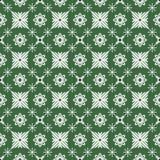 Abstract decorative seamless batik pattern. Abstract pattern of indonesian batik Stock Photography