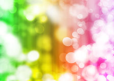 Abstract Decorative Sparkles Royalty Free Stock Photography