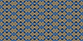 Abstract decorative texture - kaleidoscope pattern. Kaleidoscopic orient popular style Royalty Free Stock Photos