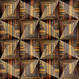 Abstract decorative texture - seamless background - Ebony wood. Abstract decorative texture - seamless background - paneling pattern - Ebony wood texture Stock Photography