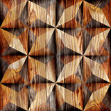 Abstract decorative texture - seamless background - wood texture Stock Photos
