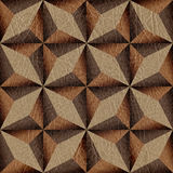 Abstract decorative tiles - seamless background - leather textur Royalty Free Stock Photo