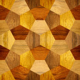 Abstract decorative tiles - seamless background - wood texture Royalty Free Stock Photo