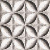 Abstract decorative tiles stacked for seamless background Royalty Free Stock Image