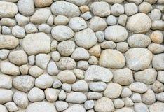 Abstract deel van een oude omheining van steen Stock Fotografie