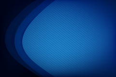 Abstract deep blue background curve and overlap layer with basic. Simply geometry  illustration Stock Photography