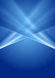 Abstract deep blue gradient background Royalty Free Stock Image