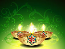 Abstract Deepawali Background Stock Photos