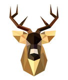 Abstract deer Stock Images