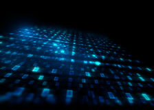 Abstract defocus digital technology background Royalty Free Stock Images