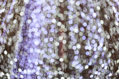 Abstract defocus light bokeh background Stock Images