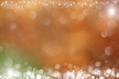 Abstract defocused background with bokeh Stock Photo