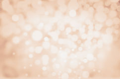 Abstract Defocused gold Bokeh light Vintage background. Elegant Royalty Free Stock Photos
