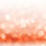 Abstract defocused red background. Royalty Free Stock Image
