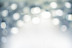 Abstract defocused white light Stock Images