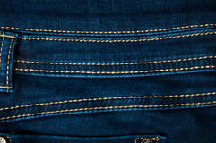 Abstract denim als achtergrond Royalty-vrije Stock Foto