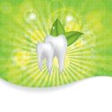 Abstract  dental illustration Stock Photo