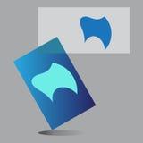 Abstract dentish office logo Stock Photography