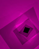 Abstract depiction of network. In pink color Royalty Free Stock Photography