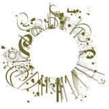 Abstract design Royalty Free Stock Images