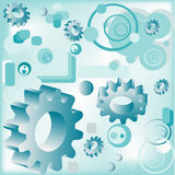 Abstract design Royalty Free Stock Image