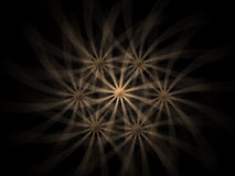 Abstract Design. Abstract, background design on black Stock Photography
