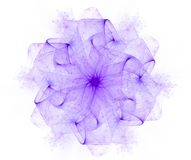 Abstract design, background. Set on white Royalty Free Stock Image