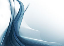 Abstract design background. In blue Royalty Free Stock Images