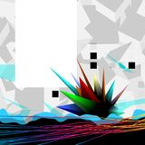 Abstract design Royalty Free Stock Photography