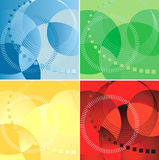 Abstract Design Backgrounds Royalty Free Stock Photos