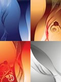 Abstract Design Backgrounds Stock Photo