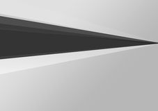 Abstract design,black and grey Royalty Free Stock Photography