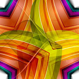 Abstract design colorful new Stock Photo