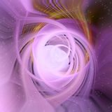 Abstract design Colorful twirls and whorls royalty free stock photography