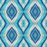 Abstract design with cuts of paper in white and blue colors, background and texture. Backdrop for colors related ads, geometric pattern with reflection effect royalty free stock image