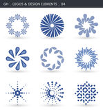 Abstract Design Elements Stock Images