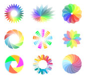 Abstract design elements Royalty Free Stock Photography