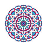 Abstract design elements. Round mandalas in vector. Graphic template for your design. Decorative retro ornament. Stock Photo